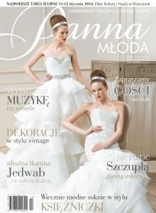 Relacja z III sesji fotograficznej we Wrocławiu w kwartalniku Panna Młoda 4/2013 (31)