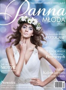 Relacja z IV sesji fotograficznej w Pradze, w kwartalniku Panna Młoda 4/2014 (35)